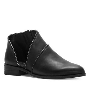 Lucky Brand Prucella Leather Booties size 9